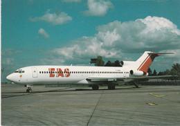 N°6750 -cpsm Europe Aero Service -Boeing 727- - 1946-....: Modern Era