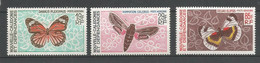 Timbre Nlle Calédonie Neuf ** P-a  N 92/94 - Unused Stamps