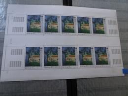 Monaco Michel 1933 Bogen Postfrisch (13235) - Bloques