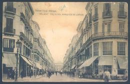 Malaga Calle Del Marques De Larios - Málaga