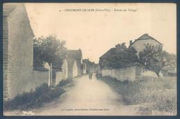 21 CHAUMONT LE BOIS Entrée Du Village - Sin Clasificación