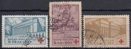 FINLANDIA 1932 Nº 170/72 USADO - Gebraucht