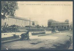 69 Villefranche Sur Saône Gare Du Chemin De Fer Du Beaujolais - Villefranche-sur-Saone