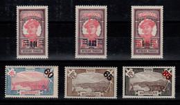 Martinique - YV 86 à 91 N** Complete - Nuovi