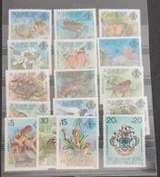 "SEYCHELLES YT 1/16 NEUF**MNH"" POISSONS-OISEAUX-ANIMAUX-FLEURS"" ANNÉE 1980 - Seychelles (1976-...)"