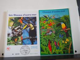 FDC Nature 2003 - Série Oiseaux D'outremer - Premier Jour, GF Paris (22/03/2003) - 2000-2009