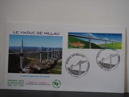FDC Viaduc De Millau - Premier Jour, Millau (14/12/2004) - 2000-2009