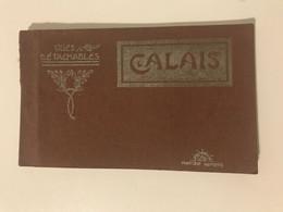 Carnet De 9 Cartes-vues Détachables CALAIS - Calais