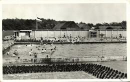 Nederland, UDEN, Zwembad (1959) Ansichtkaart - Uden