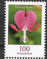 2006 Allem. Fed. Deutschland Germany Mi. 2547 **MNH     Blumen: Tränendes Herz (Dicentra Spectabilis - Ongebruikt