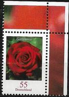 2008 Allem. Fed. Deutschland Germany Mi. 2669**MNH  EOR  Blumen :  Gartenrose - Ongebruikt