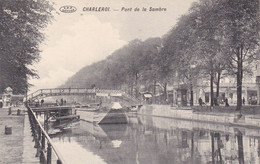 Charleroi, Pont De La Sambre, Péniche (pk70708) - Charleroi