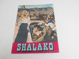 Synopsis : SHALAKO : BRIGITTE BARDOT - SEAN CONNERY. Film De EDWARD DMYTRYK - Photographs
