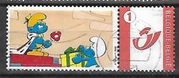 Strip BD Comic Cartoon   Smurfen Schtroumpf Smurf Peyo - Belgium
