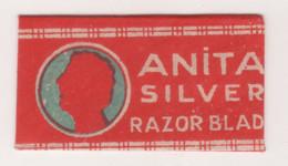 ANITA SILVER RAZOR  BLADE - Razor Blades