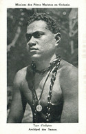 PC CPA SAMOA, PACIFIC, ARCHIPEL DES SAMOA, Vintage Postcard (b19423) - Samoa