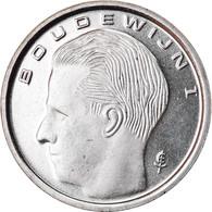 Monnaie, Belgique, Franc, 1993, FDC, Nickel Plated Iron, KM:171 - 04. 1 Franc