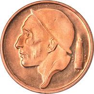 Monnaie, Belgique, Baudouin I, 50 Centimes, 1993, FDC, Bronze, KM:148.1 - 03. 50 Centimos