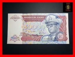 ZAIRE 50.000  50000 Zaires 24.4.1991  P. 40  UNC - Zaire