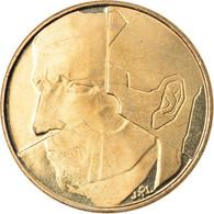 Monnaie, Belgique, 5 Francs, 5 Frank, 1993, FDC, Brass Or Aluminum-Bronze - 05. 5 Francs