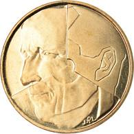 Monnaie, Belgique, 5 Francs, 5 Frank, 1992, FDC, Brass Or Aluminum-Bronze - 05. 5 Francs