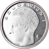 Monnaie, Belgique, Franc, 1992, SPL+, Nickel Plated Iron, KM:171 - 04. 1 Franc