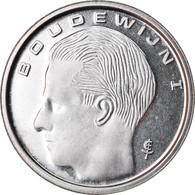Monnaie, Belgique, Franc, 1992, FDC, Nickel Plated Iron, KM:171 - 04. 1 Franc