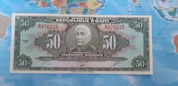 HAITI 50 GOURDES 1986 P249a UNC - Haïti