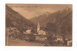 CARTOLINA DI VALPELLINE - AOSTA - 5 - Aosta