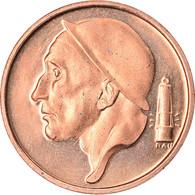 Monnaie, Belgique, Baudouin I, 50 Centimes, 1991, SPL+, Bronze, KM:149.1 - 03. 50 Centimos