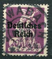 Deutsches Reich -  Mi. 122 (o) - Oblitérés