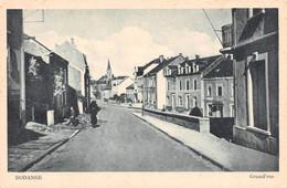 RODANGE Réiden Op Der Kor-Rodingen-Pétange Canton Esch Sur Alzette (Luxembourg)  Grande Rue - Rodange