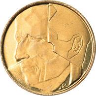 Monnaie, Belgique, 5 Francs, 5 Frank, 1990, FDC, Brass Or Aluminum-Bronze - 05. 5 Francs