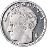 Monnaie, Belgique, Franc, 1993, FDC, Nickel Plated Iron, KM:170 - 04. 1 Franc