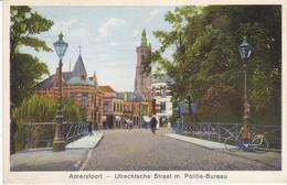Amersfoort Politiebureau Utrechtsche Straat K911 - Amersfoort