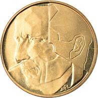 Monnaie, Belgique, 5 Francs, 5 Frank, 1991, FDC, Brass Or Aluminum-Bronze - 05. 5 Francs