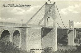 LORIENT  -- Le Pont Du Bonhomme ....               -- Artaud Et Nozais 273 - Lorient