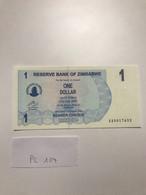 Billet Zimbabwe Lot 104 - Zimbabwe