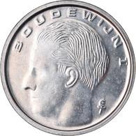 Monnaie, Belgique, Franc, 1989, SPL+, Nickel Plated Iron, KM:171 - 04. 1 Franc