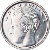 Monnaie, Belgique, Franc, 1989, FDC, Nickel Plated Iron, KM:171 - 04. 1 Franc