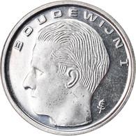 Monnaie, Belgique, Franc, 1991, FDC, Nickel Plated Iron, KM:171 - 04. 1 Franc