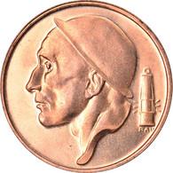 Monnaie, Belgique, Baudouin I, 50 Centimes, 1991, FDC, Bronze, KM:149.1 - 03. 50 Centimos