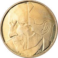 Monnaie, Belgique, 5 Francs, 5 Frank, 1992, SPL+, Brass Or Aluminum-Bronze - 05. 5 Francs