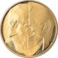 Monnaie, Belgique, 5 Francs, 5 Frank, 1991, SPL+, Brass Or Aluminum-Bronze - 05. 5 Francs
