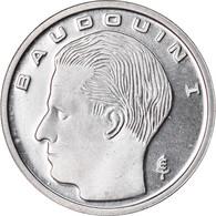 Monnaie, Belgique, Franc, 1992, SPL+, Nickel Plated Iron, KM:170 - 04. 1 Franc