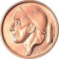 Monnaie, Belgique, Baudouin I, 50 Centimes, 1991, SPL+, Bronze, KM:148.1 - 03. 50 Centimos
