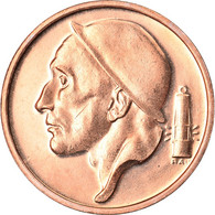 Monnaie, Belgique, Baudouin I, 50 Centimes, 1991, FDC, Bronze, KM:148.1 - 03. 50 Centimos