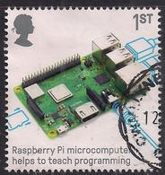 GB 2019 QE2 1st Class British Engineering Used Stamp ( B1152 ) - 1952-.... (Elizabeth II)