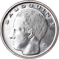 Monnaie, Belgique, Franc, 1989, FDC, Nickel Plated Iron, KM:170 - 04. 1 Franc