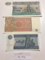 Billets Myanmar - Myanmar